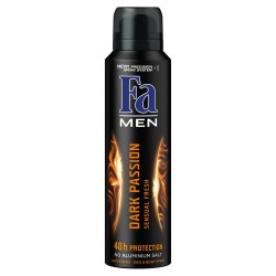 Fa Men Dark Passion deospray 150 ml
