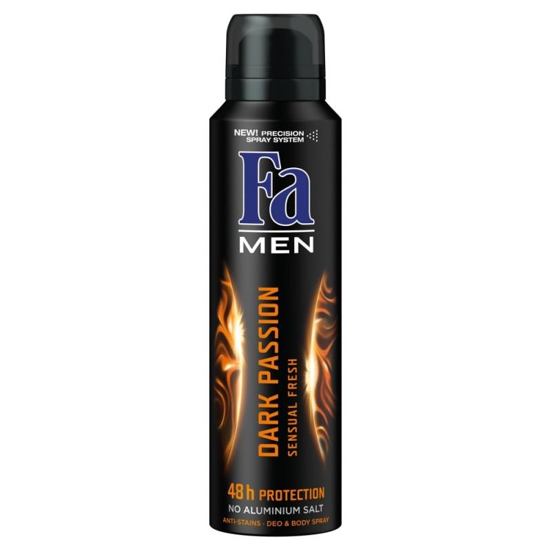 Fa Men Dark Passion deospray 150 ml