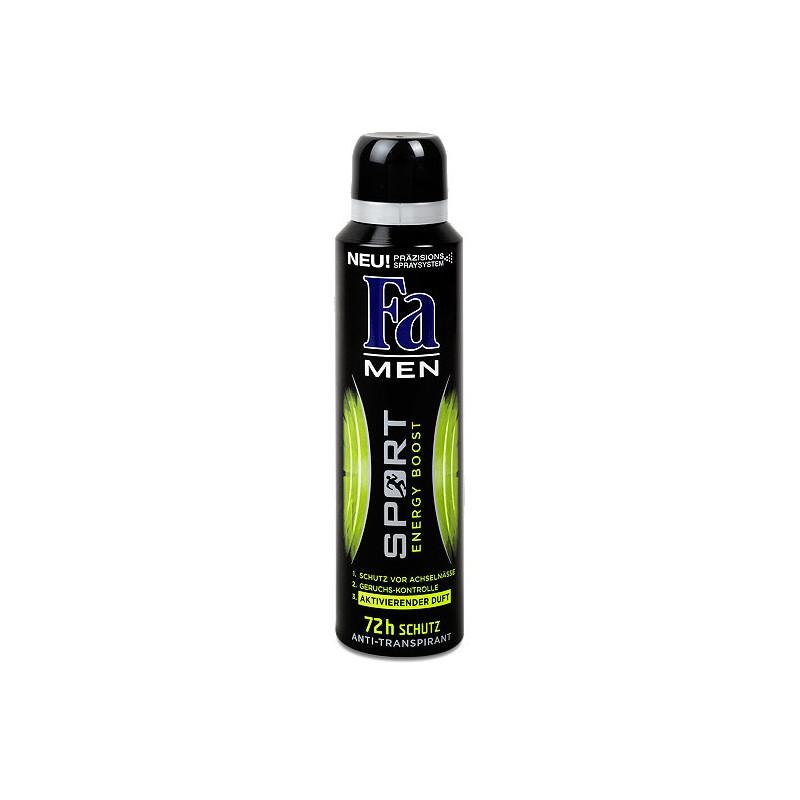 Fa Men Energy Boost deospray 150 ml