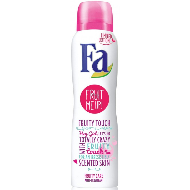 Fa Fruit Me Up! Fruity Touch Woman antiperspirant deospray 150 ml