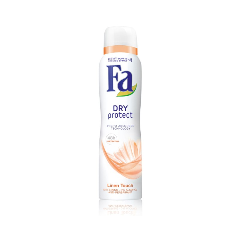 Fa Dry Protect Linen Touch deospray 150 ml