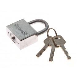 Elmich Visací zámek ocelový, 3 klíče