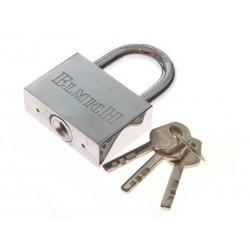 Elmich Visací zámek ocelový 6cm, 3 klíče