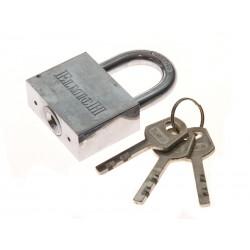 Elmich Visací zámek ocelový 5cm, 3 klíče