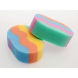 Elmich Houba do koupele molitanová barevná