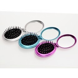 BEAUTY Skládací kartáč na vlasy