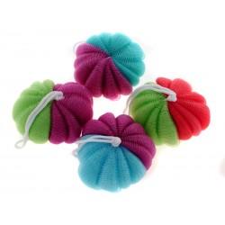BEAUTY koupelová houba - dvoubarevná