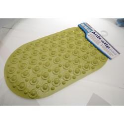Unihouse Protiskluzová podložka do koupelny ovál -zelená