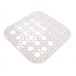 Unihouse Podložka do dřezu 27 x 27 cm bílá