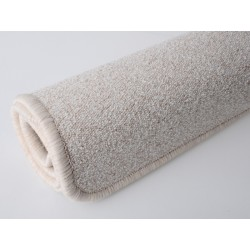 Unihouse předložka-kobereček 80 x 120 cm bílá