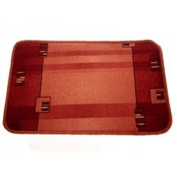 Elmich Předložka 40 x 66 cm červená