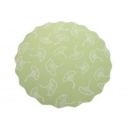 Univerzální podložka 3 ks 33cm kruhová zelená