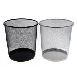 Odpadkový koš Unihouse 25 x 27 cm kovový