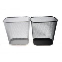 Odpadkový koš Unihouse 30 x 21 x 29 cm kovový