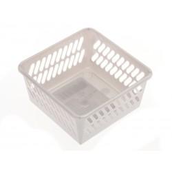 Unihouse Plastový košík 5 x 10 x 10 cm bílý