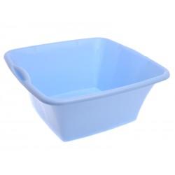 Unihouse Lavor hranatý 40 x 40 cm - modrý