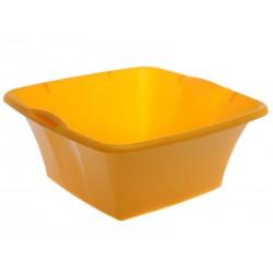 Unihouse Lavor hranatý 40 x 40 cm - žlutý