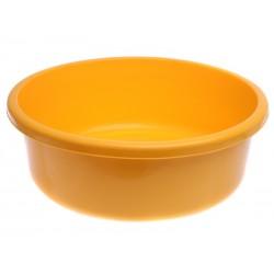 Unihouse Plastový lavor pr. 46 cm - žlutý