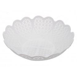 Plastová miska Smart Cook průměr 22 cm bílá