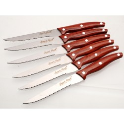 Smart Cook Kuchyňský nůž čepel 12 cm 6 ks