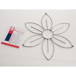 Smart Cook Podložka pod hrnec 24 cm květina