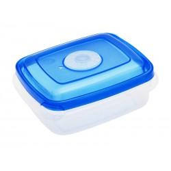 Smart Cook Dóza na potraviny 250 ml modrá