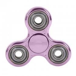 Fidget Spinner Lesklý klasický Fidget Spinner růžový
