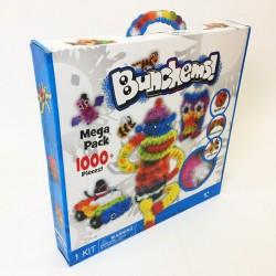 Bunchems jumbo balení s 1000 ks