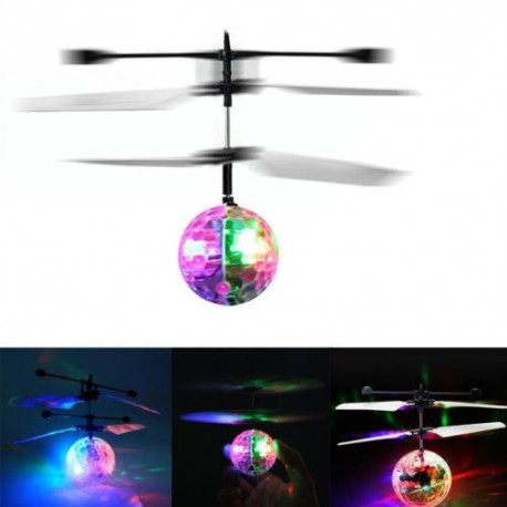 Magic Led Ball Lamp Helicopter