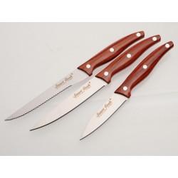 Smart Cook Sada nožů na ovoce 3 ks