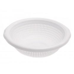 Smart Cook Sítko plastové 27,5 cm bílé