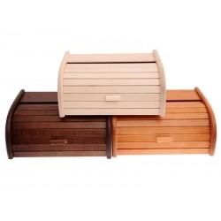 Dřevěný chlebník 25x33cm