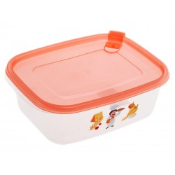 Smart Cook box na svačinu oranžový 1,25 l