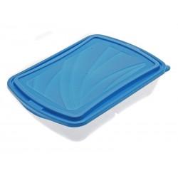 Smart Cook Krabička na potraviny modrá 1,25 l