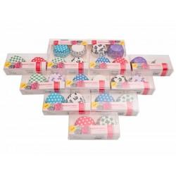 Smart Cook Cukrářské mini košíčky 4,7 cm 100 ks mix vzorů