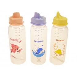 Teamstar Kojenecká láhev s obrázky 250 ml