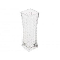 Unihouse Váza skleněná hranatá 6 x 18 cm
