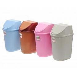 Unihouse Odpadkový koš plastový 12 l mix barev