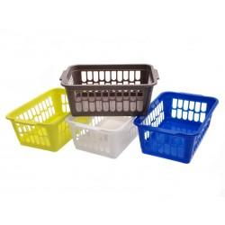 Unihouse Košík plastový hranatý 8 x 15 x 25 cm