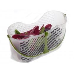 Unihouse Košík s kolíčky na prádlo 30 ks