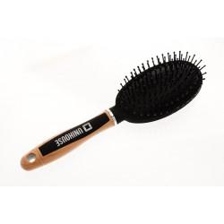 Unihouse Kartáč na vlasy klasický 6,5 x 23,5 cm - černý
