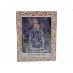 Unihouse Fotorámeček 10 x 20 cm dřevo