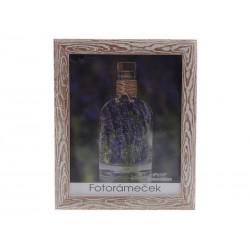 Unihouse Fotorámeček 20 x 25 cm dřevo