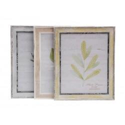 Unihouse Fotorámeček 20 x 25 dřevěný