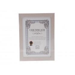 Smart Home Fotorámeček Certifikate 21 x 29,7 cm