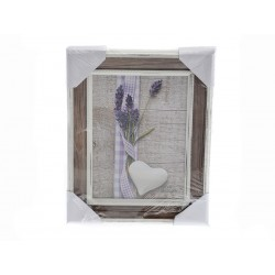 Unihouse Fotorámeček Lavender 15 x 20 cm