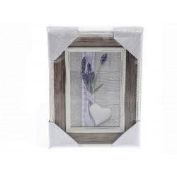 Unihouse Fotorámeček přírodní 10 x 15 cm