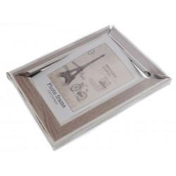 Unihouse Fotorámeček dřevo 13 x 18 cm