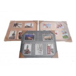 Unihouse Fotorámeček s 10-ti kolíčky 40 x 50 cm