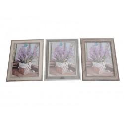Unihouse Fotorámeček klasický Lavender 15 x 20 cm